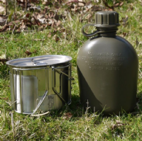 TBS Stainless Steel Canteen Cup Cook Set